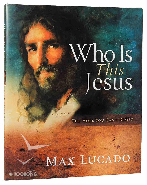 Who is This Jesus Hardback