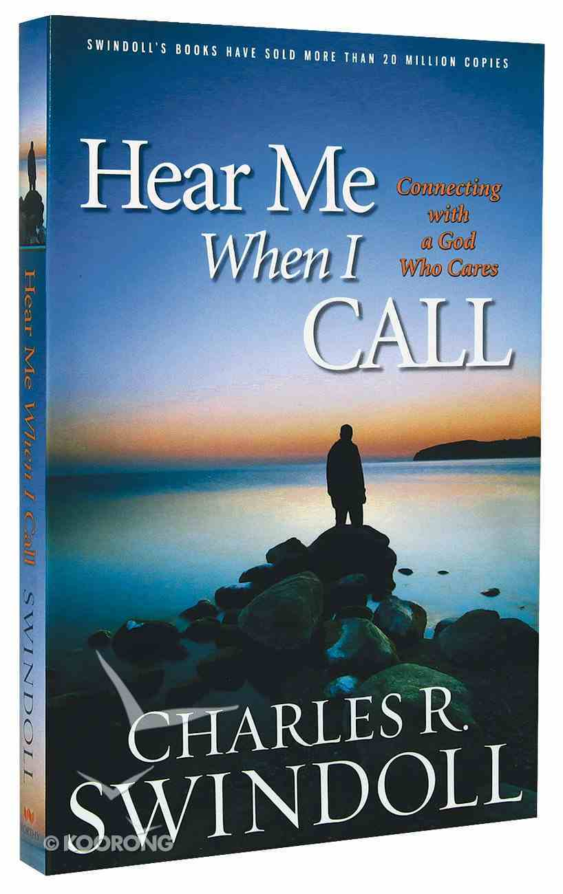 Hear Me When I Call Paperback