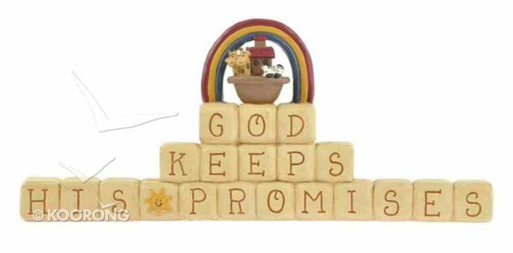 Blossom Bucket: God Keeps His Promises Homeware