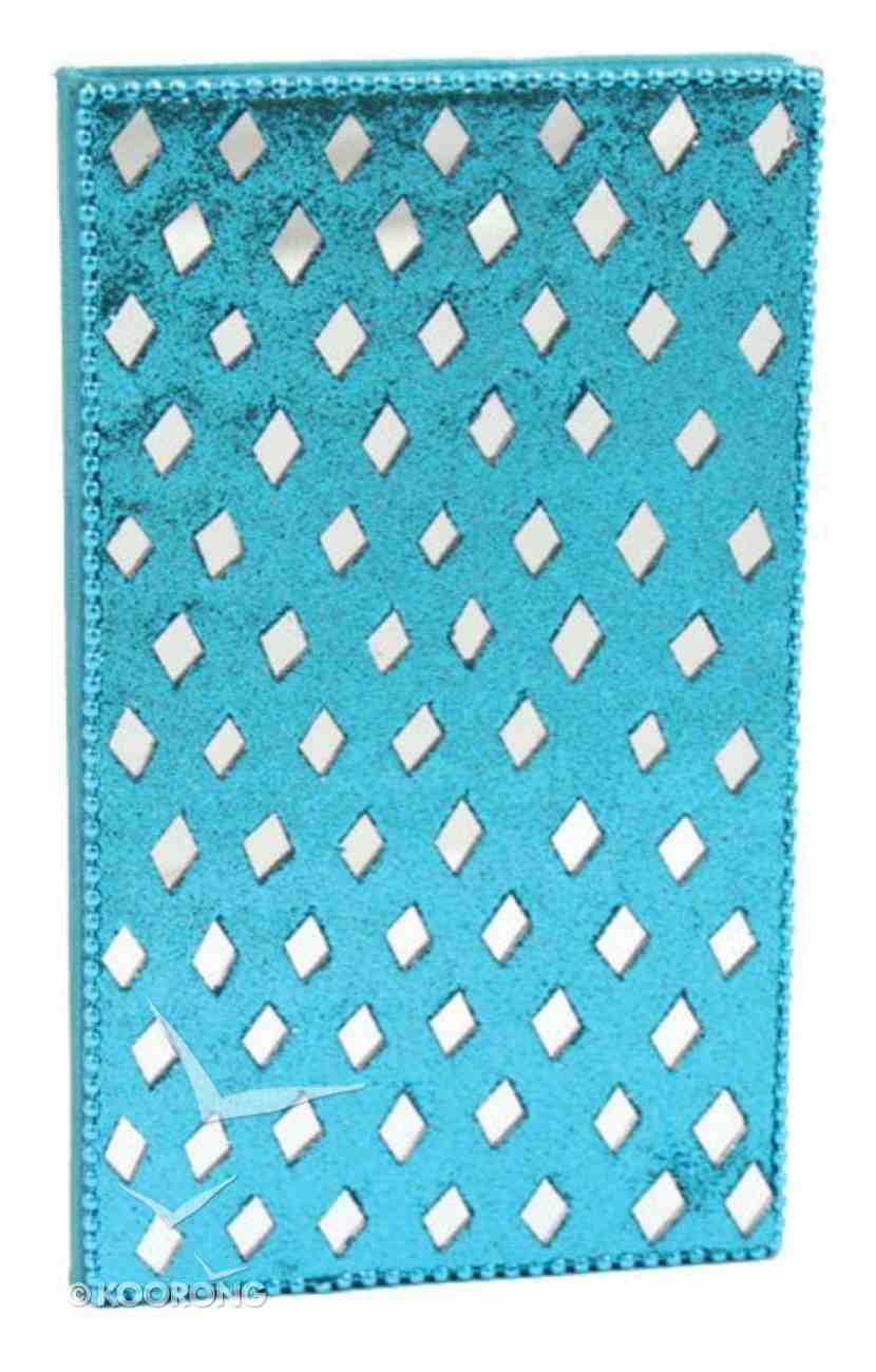 Large Note Book Turquoise (Empowering The Poor Series) Stationery