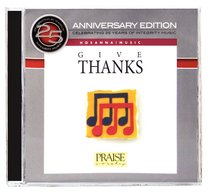 Album Image for 25Th Anniversary Project #01: Give Thanks - DISC 1