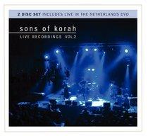 Album Image for Sons of Korah: Live Recordings Vol. 2 (Cd/dvd) - DISC 1