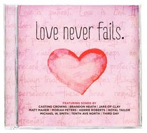 Product: Love Never Fails Image