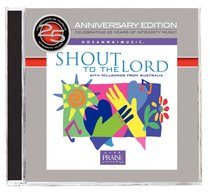 Album Image for 25Th Anniversary Project #03: Shout to the Lord - DISC 1