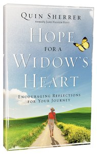 Product: Hope For A Widow's Heart Image