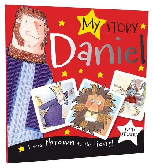 Product: My Story Daniel (Includes Stickers) Image
