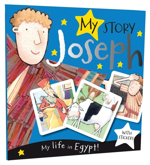 Product: My Story Joseph (Includes Stickers) Image