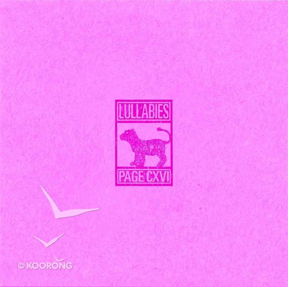Lullabies Pink CD