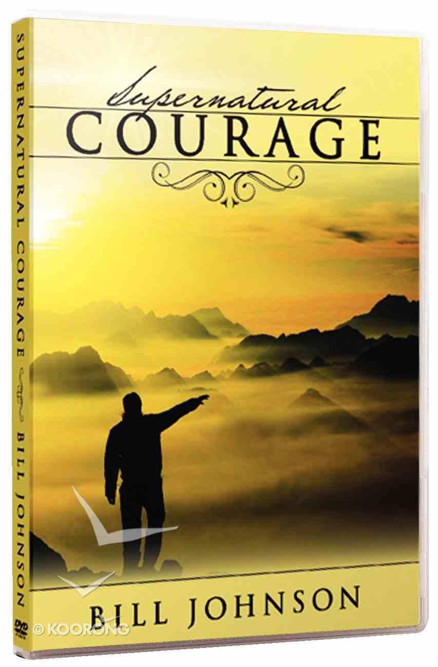 Supernatural Courage DVD