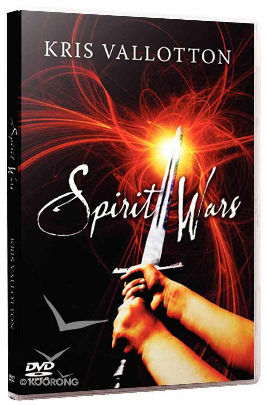 Spirit Wars DVD
