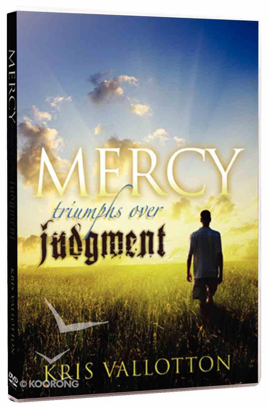Mercy Triumphs Over Judgement DVD