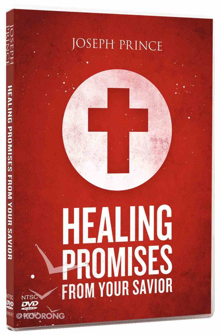 Healing Promises From Your Saviour (2 Dvds) DVD