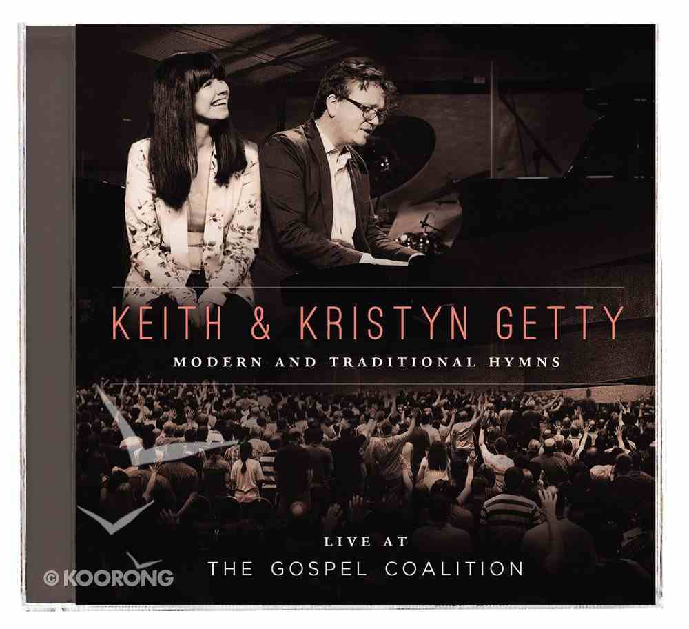 Live From the Gospel Coalition: Modern and Traditional Hymns CD
