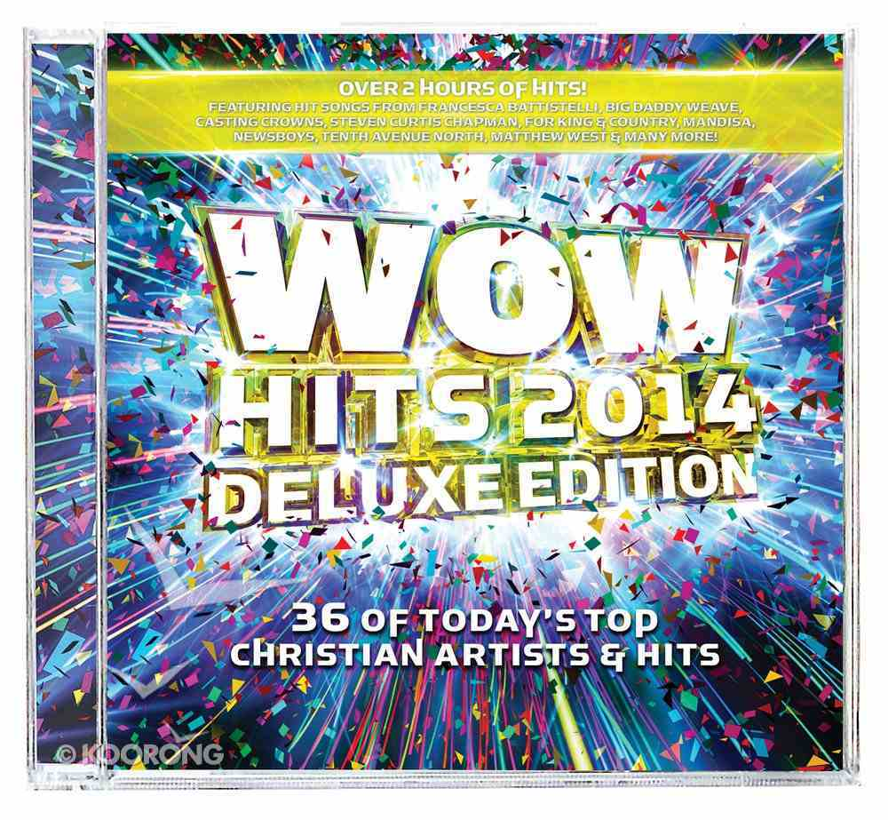 Wow Hits 2014 (Deluxe Edition) CD