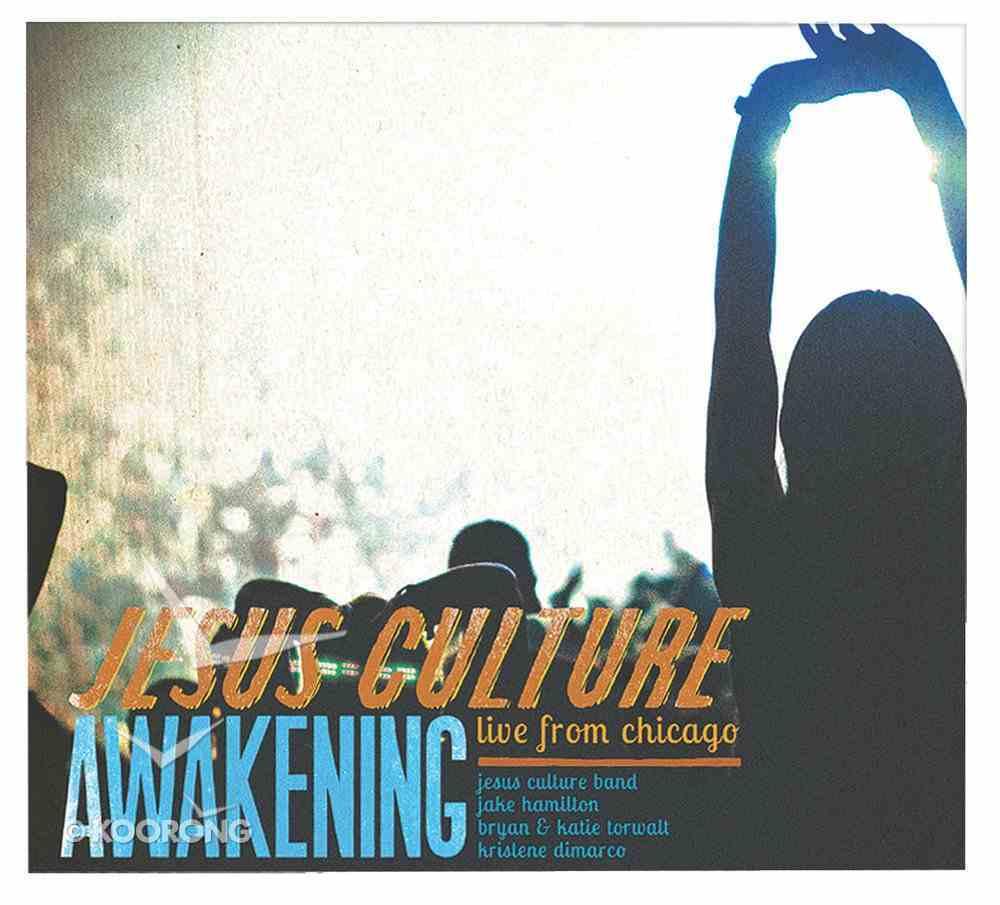 2011 Awakening: Live in Chicago (2 Cd) CD
