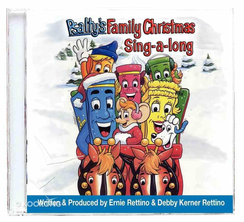 Psalty's Christmas Singalong CD