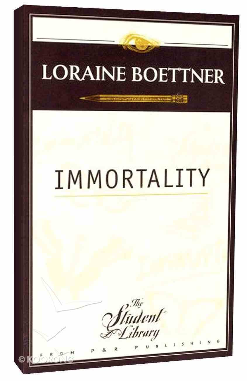 Immortality Paperback