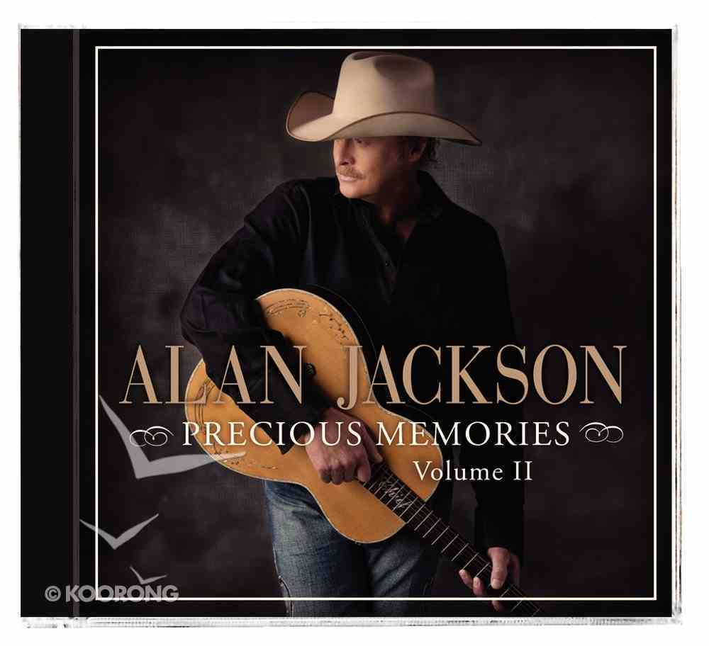 Precious Memories II CD