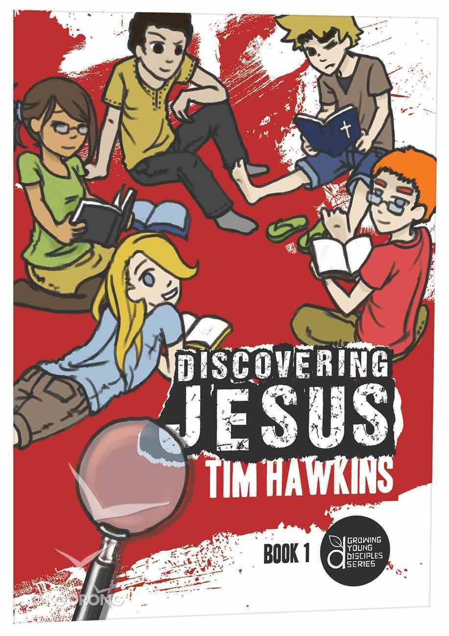 Discovering Jesus (#01 in Growing Young Disciples Series) Paperback