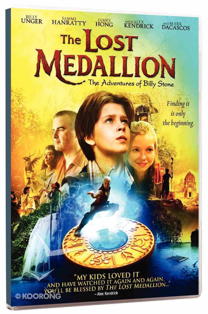 Lost Medallion DVD