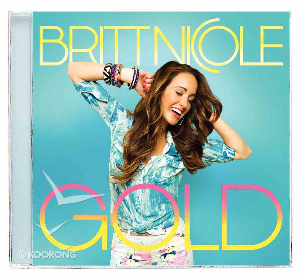 Gold (2013) CD