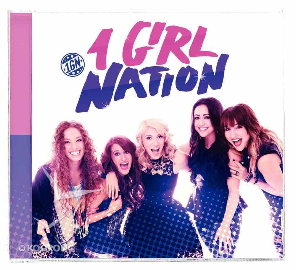 1 Girl Nation CD
