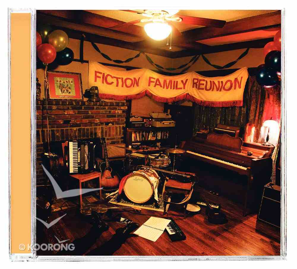 Fiction Family Reunion CD