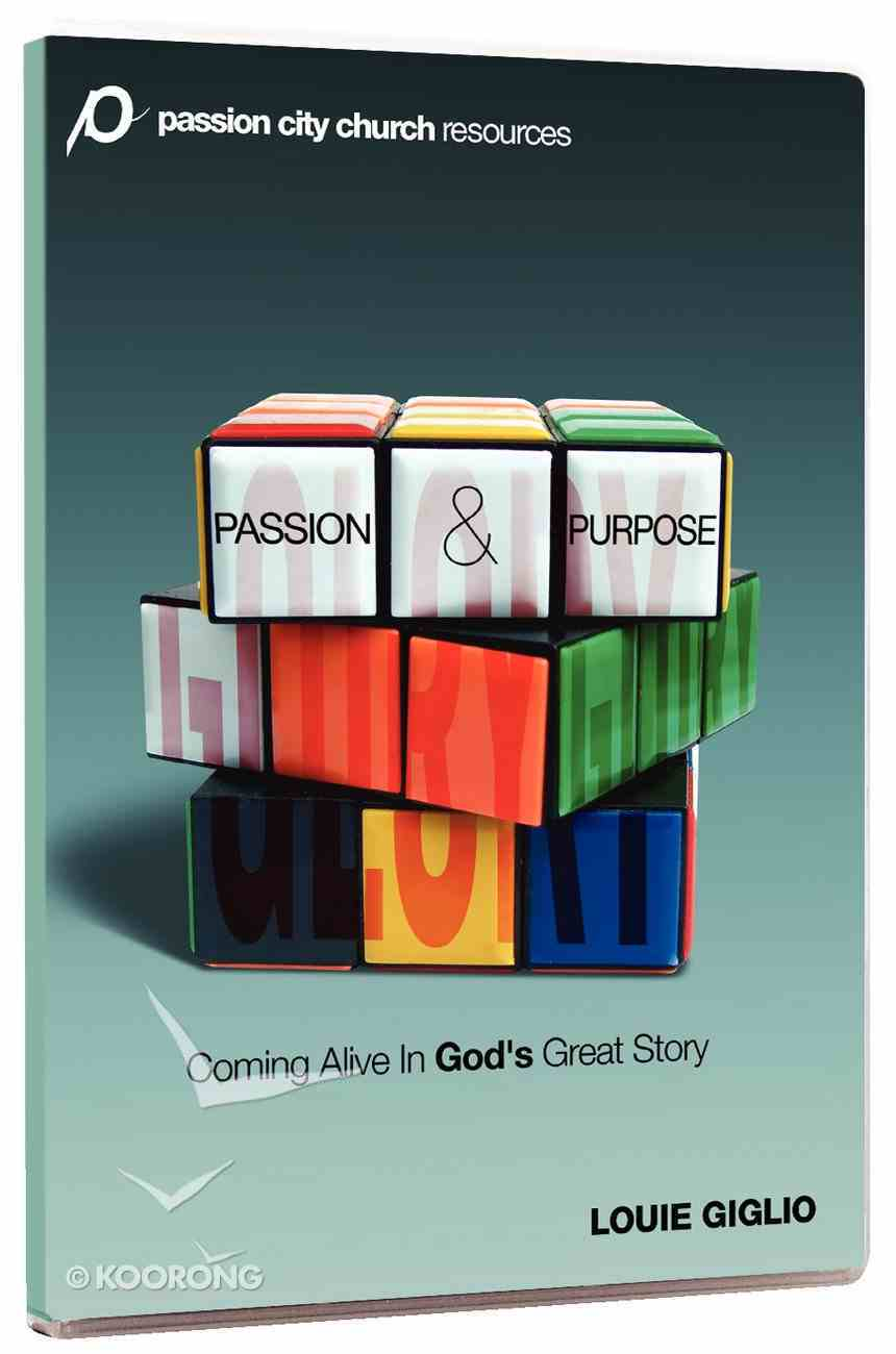 Passion and Purpose (3 Messages) DVD