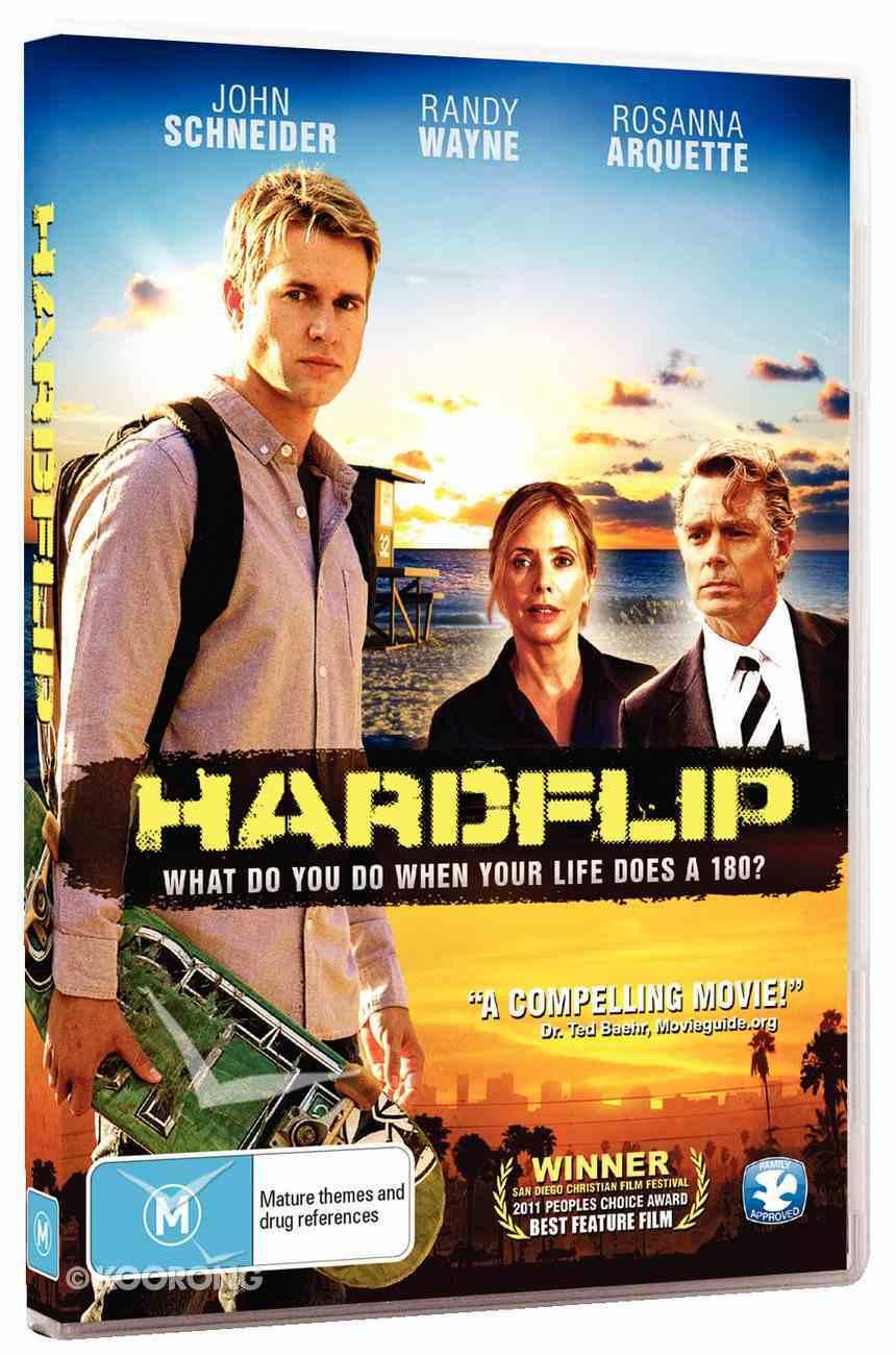 Scr DVD Hardflip: Screening License Digital Licence