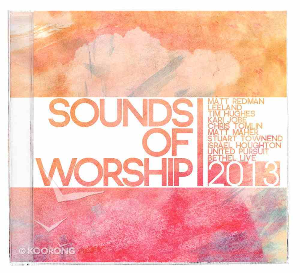 Sounds of Worship 2013 Double CD CD