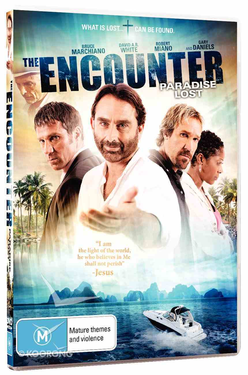 The Encounter: Paradise Lost DVD