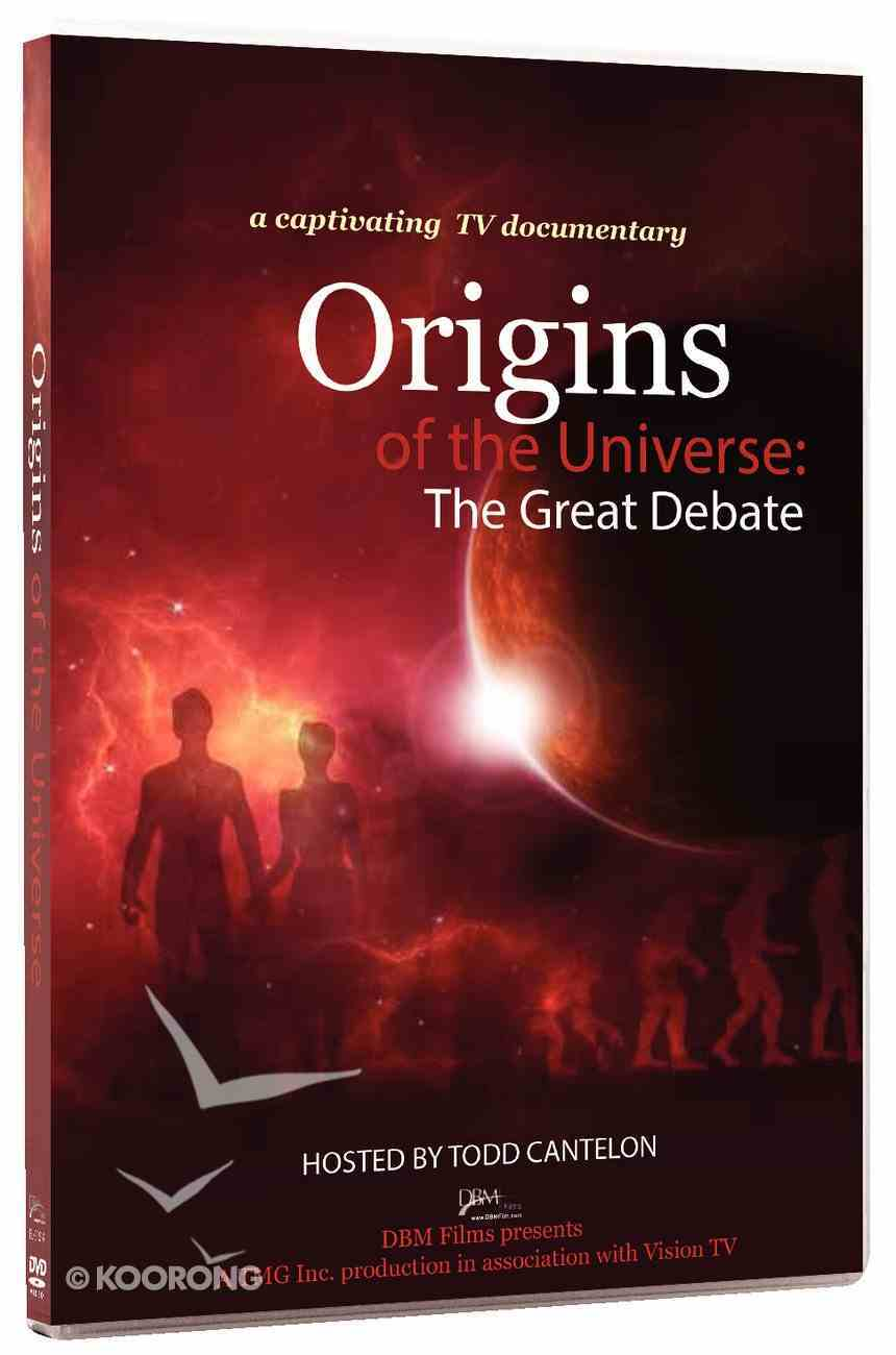 Origins of the Universe DVD