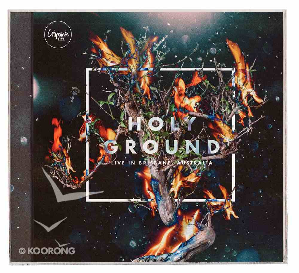 2013 Holy Ground (Cd/dvd) CD