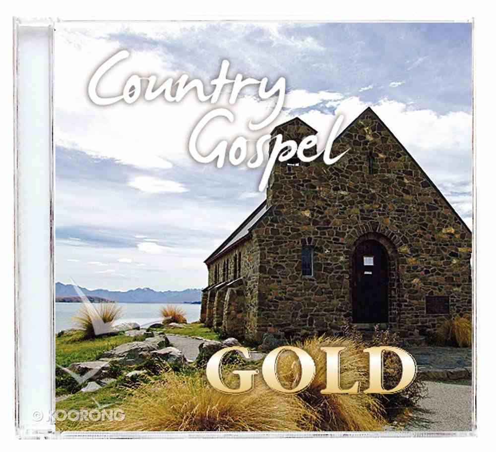 Country Gospel Gold CD