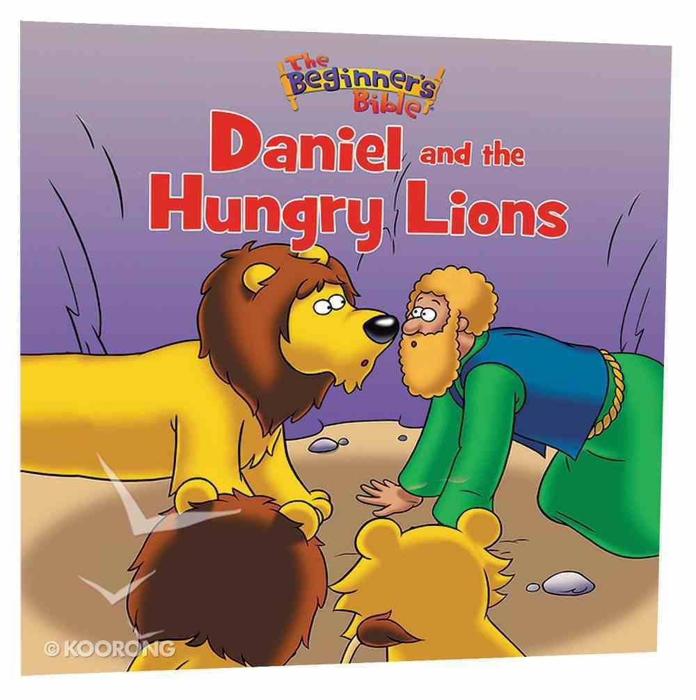 Daniel and the Hungry Lions (Beginner's Bible Series) Paperback