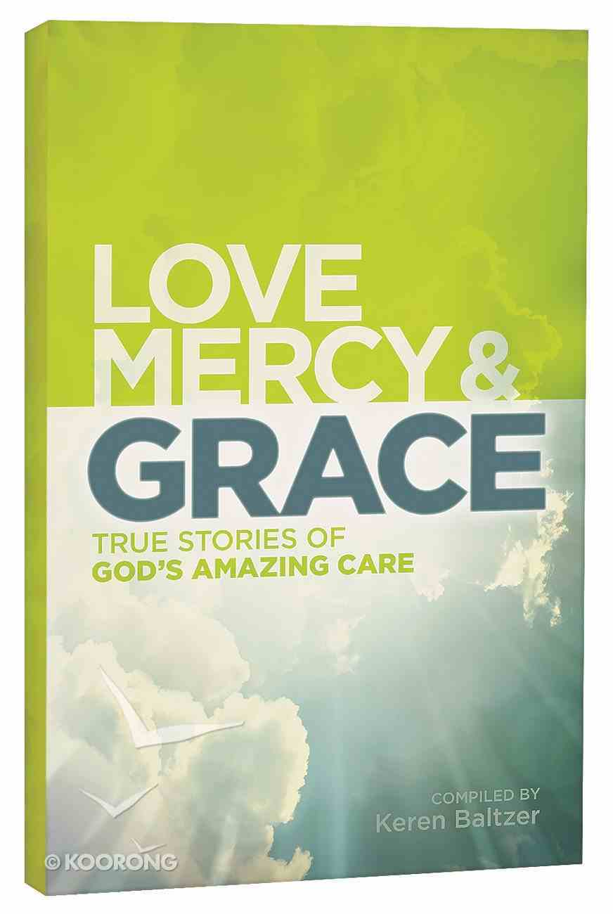 Love, Mercy and Grace Paperback