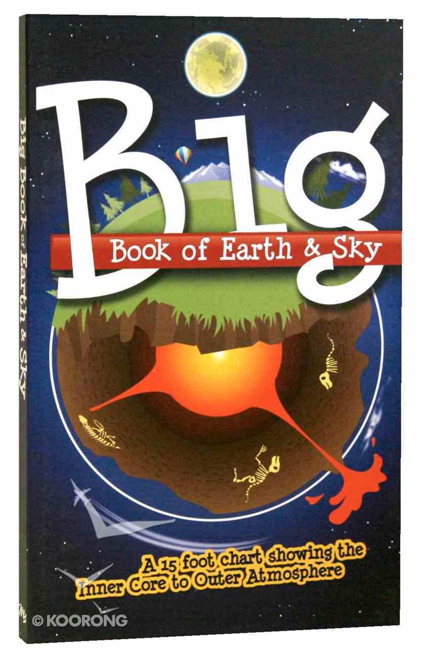 The Big Book of Earth & Sky Hardback