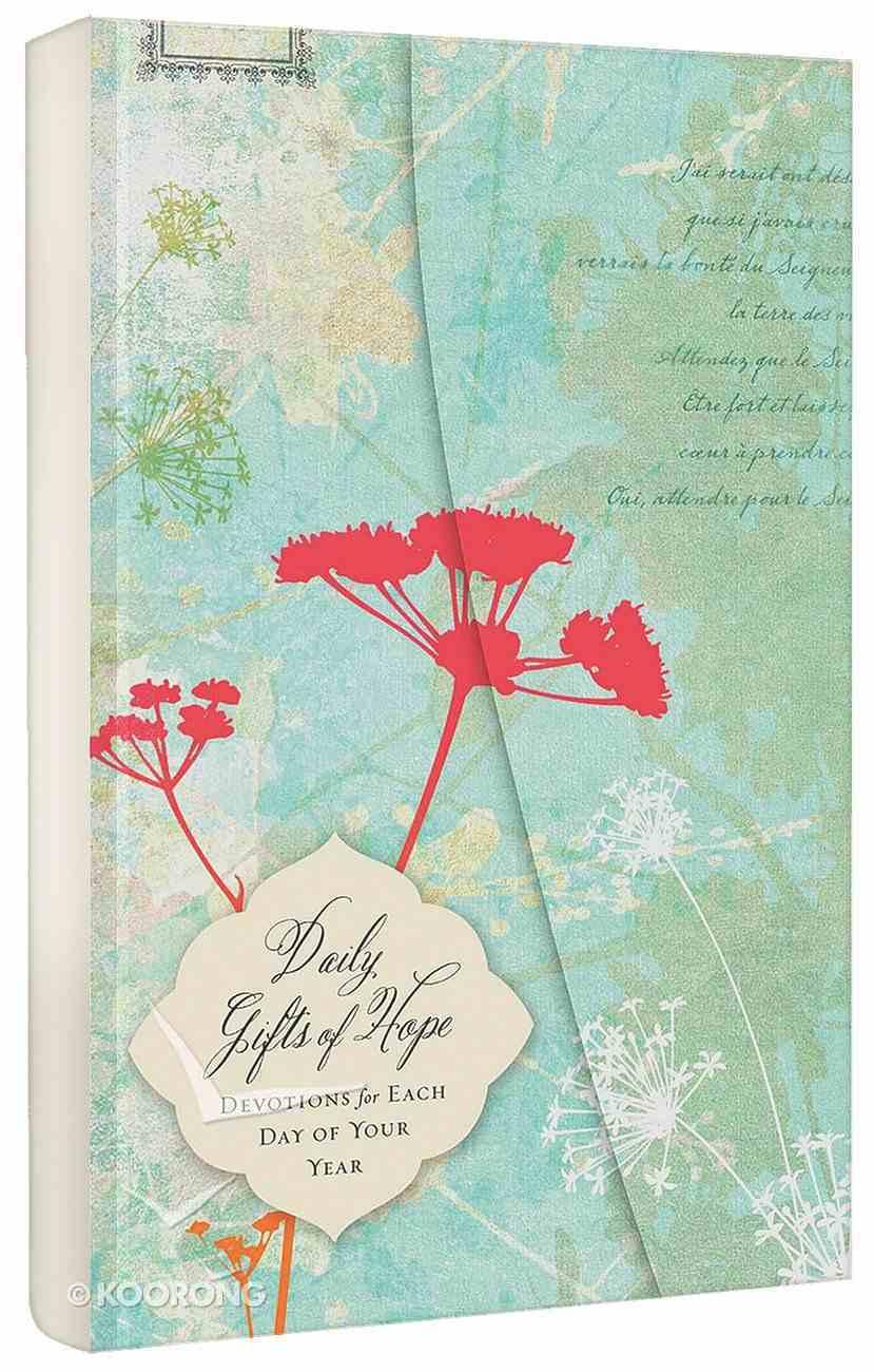 Daily Gifts of Hope Hardback