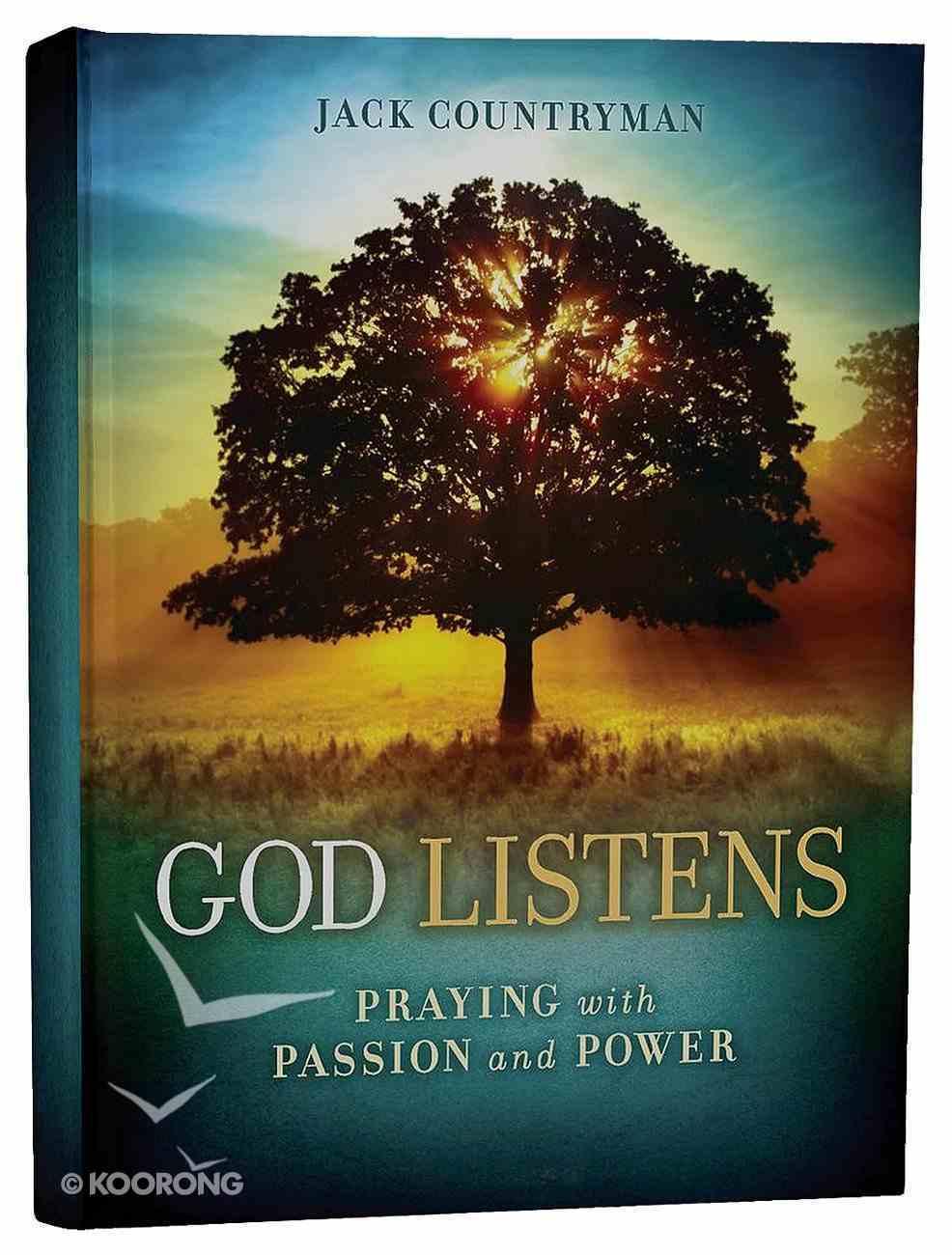 God Listens Hardback