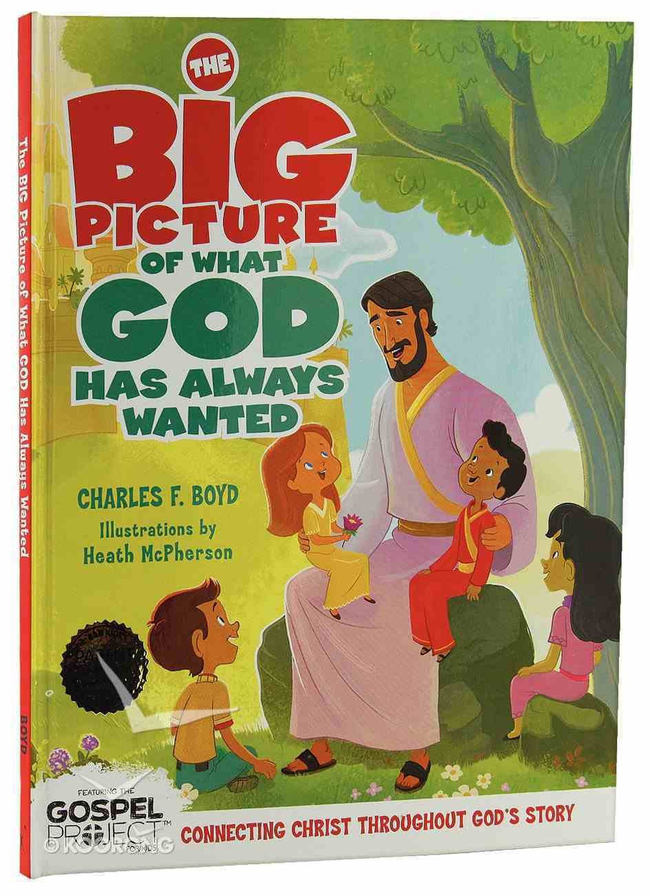 The Big Picture of What God Always Wanted Hardback