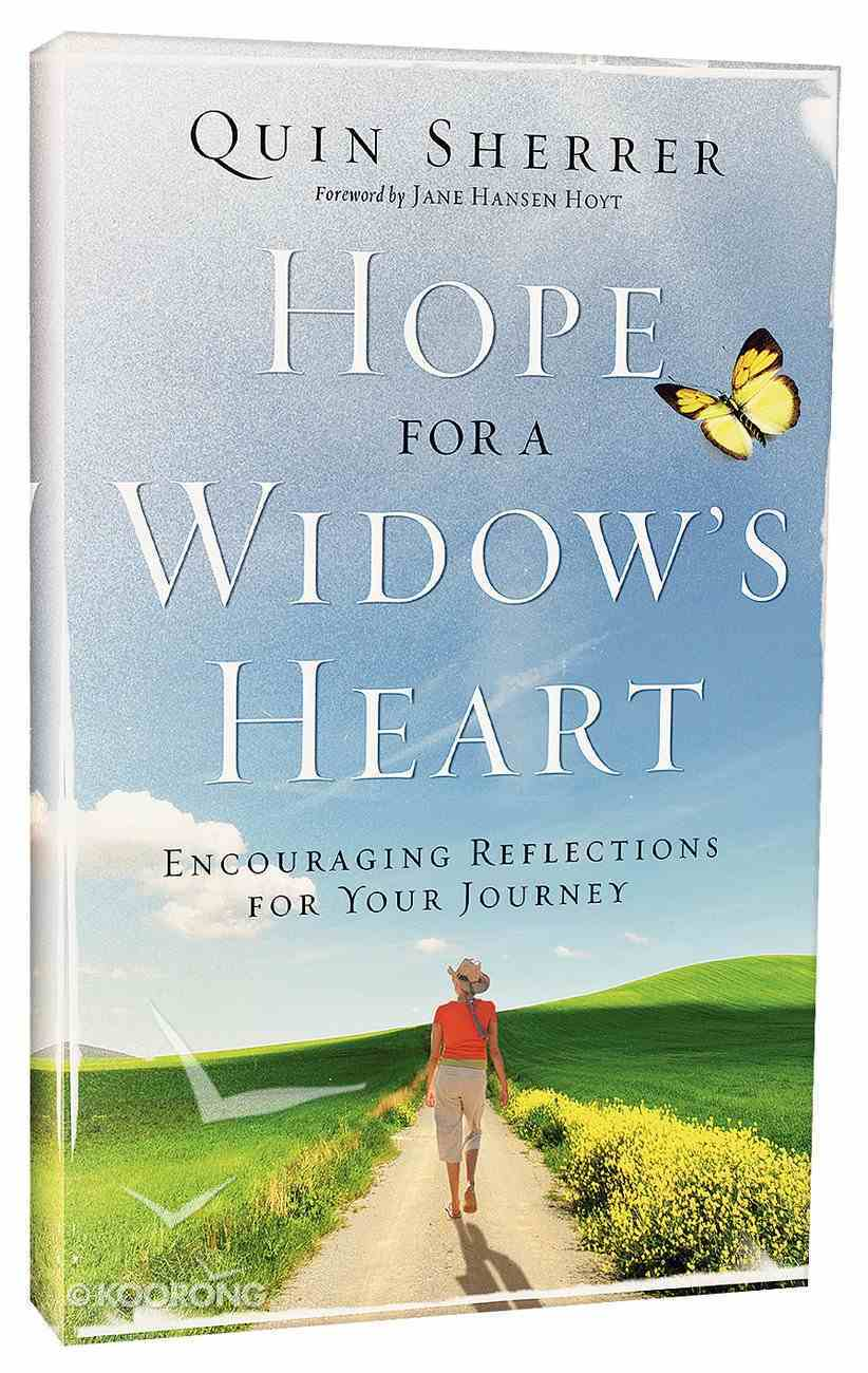 Hope For a Widow's Heart Paperback