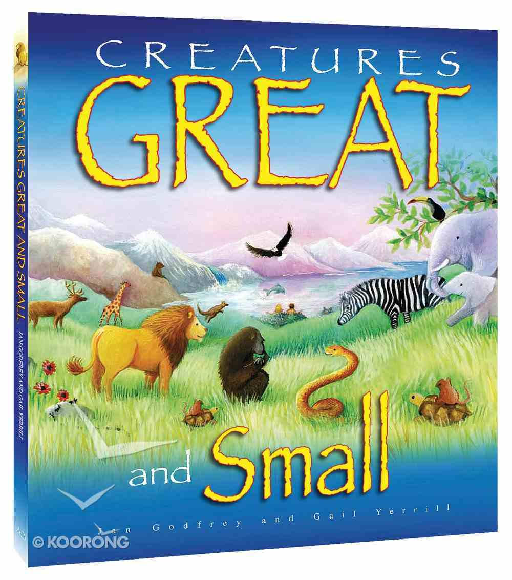 Creatures Great and Small Hardback