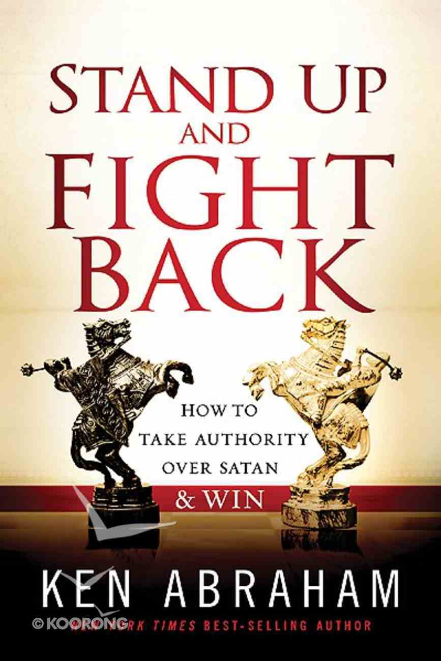 Stand Up and Fight Back Paperback