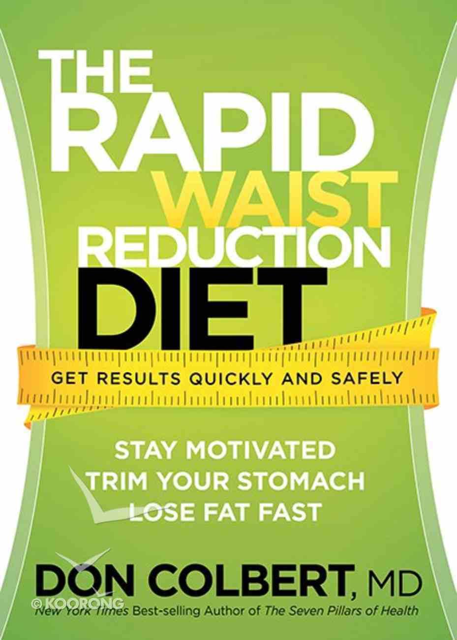The Rapid Waist Reduction Diet Paperback