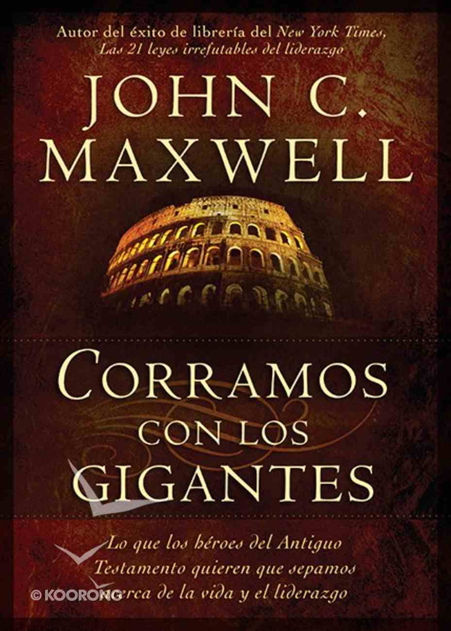 Corramos Con Los Gigantes (Running With The Giants) Paperback