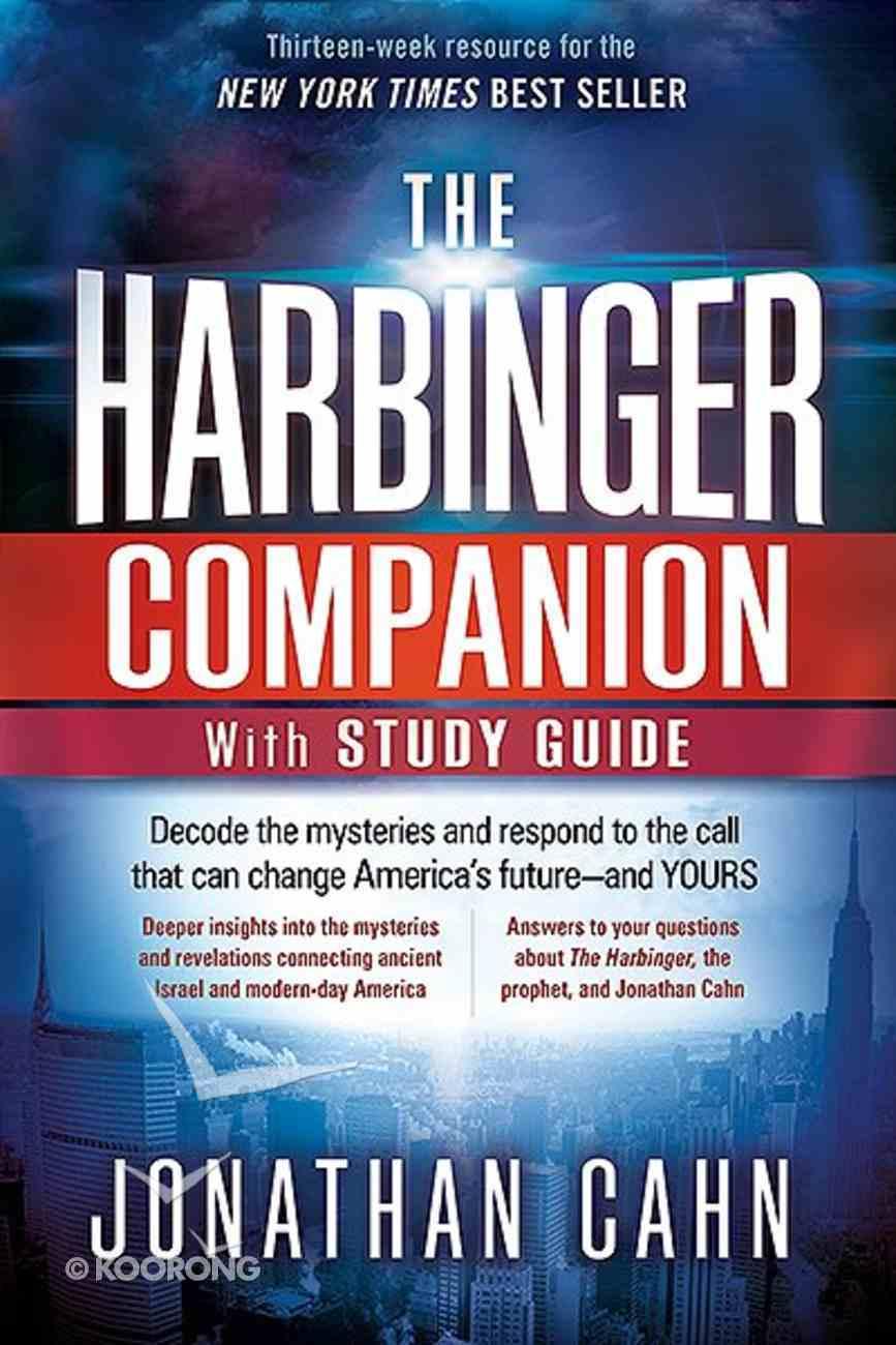 The Harbinger (Companion & Study Guide) Paperback