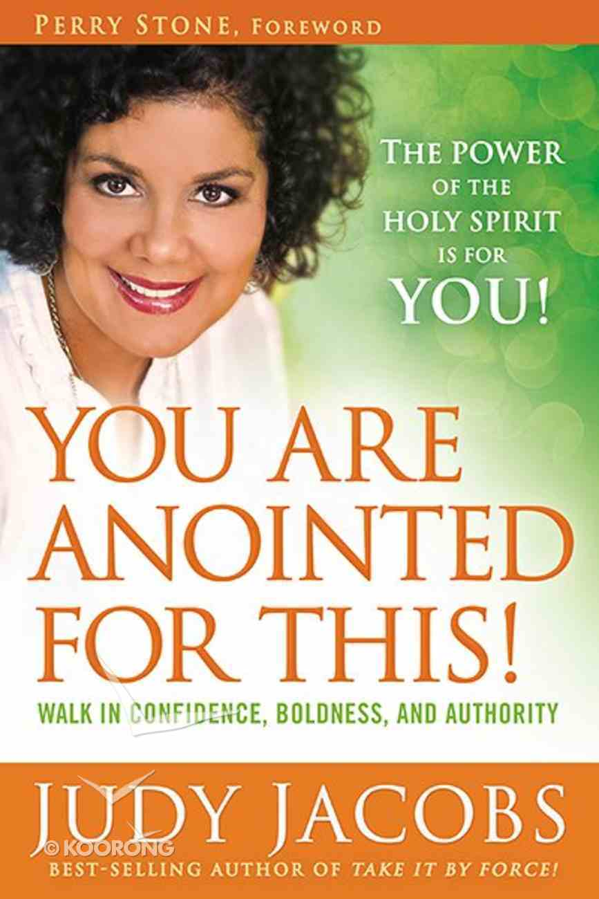 You Are Anointed For This! Paperback