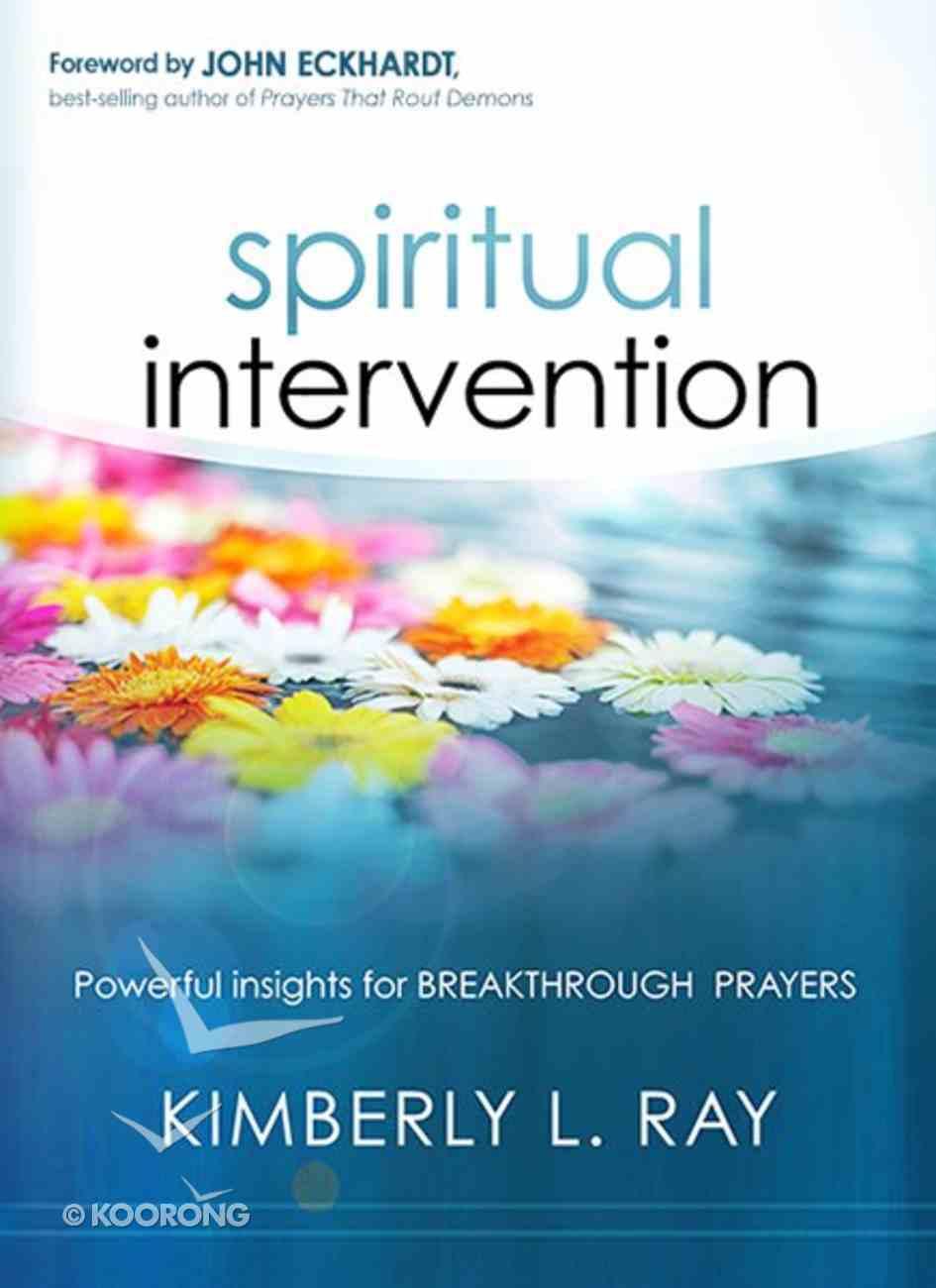 Spiritual Intervention Paperback