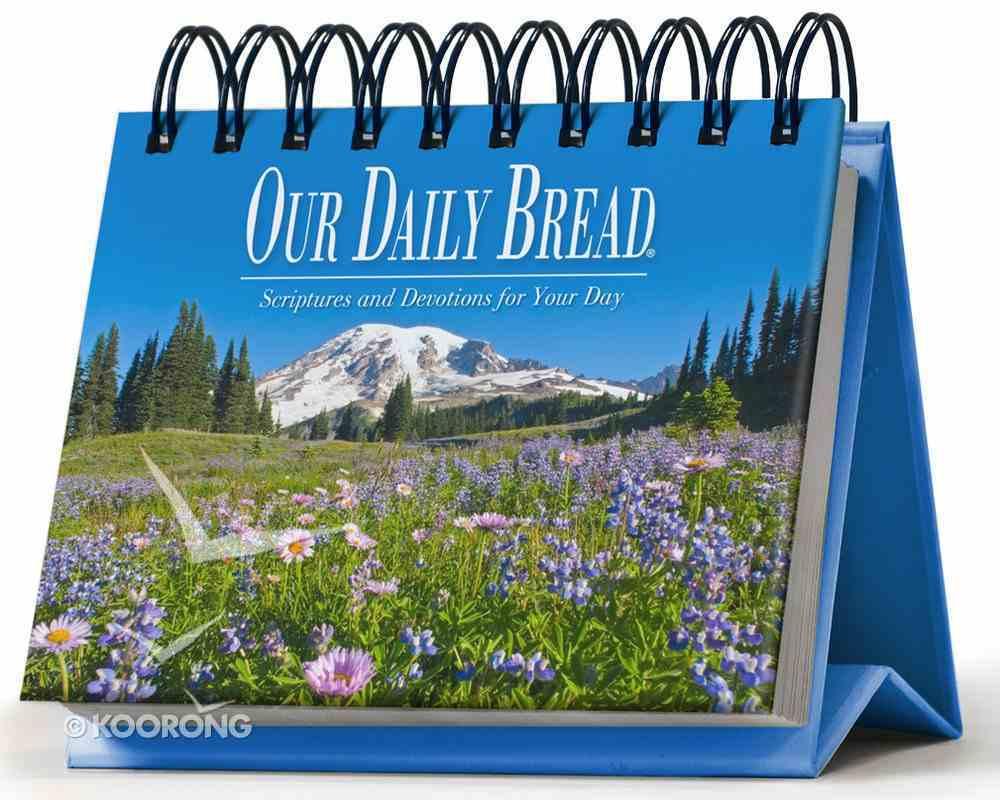 365 Perpetual Calendar: Our Daily Bread Calendar