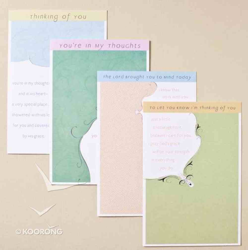 Boxed Cards Thinking of You: Thoughtful Greetings Box